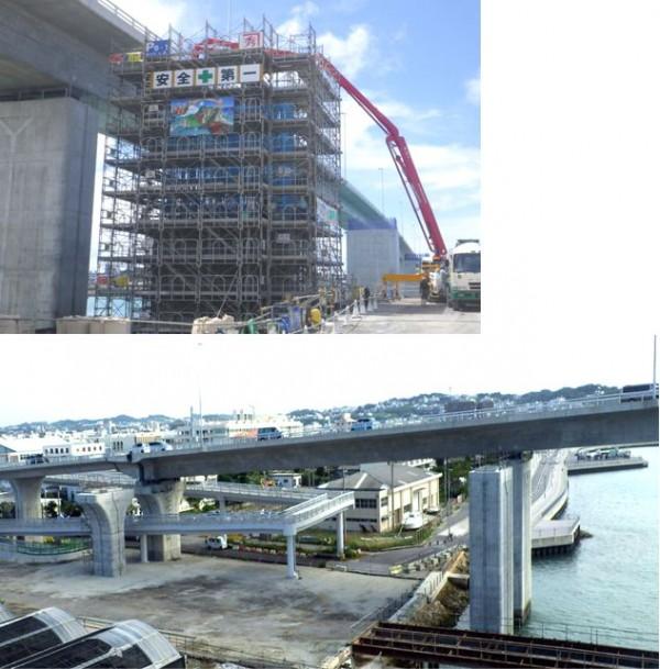 平成24年度糸満高架橋下部工