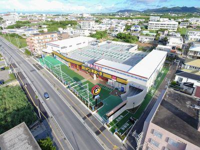 (仮称)石垣島商業施設(ドン・キホーテ)