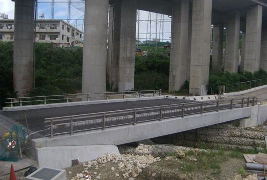 森川3号線橋梁